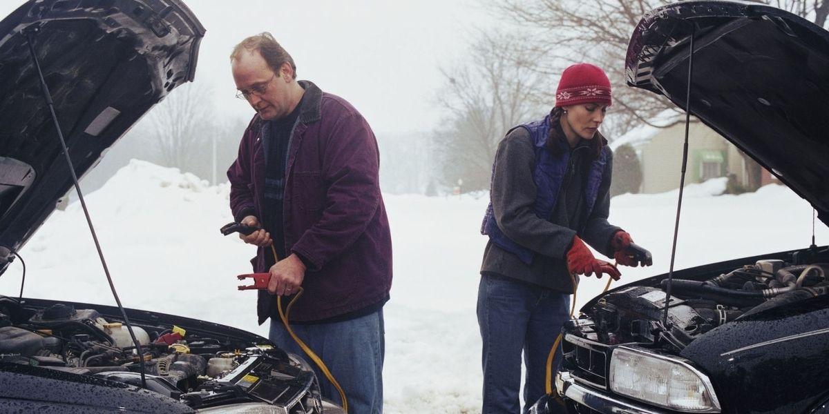 7 советов, которые помогут легко и быстро запустить машину зимой