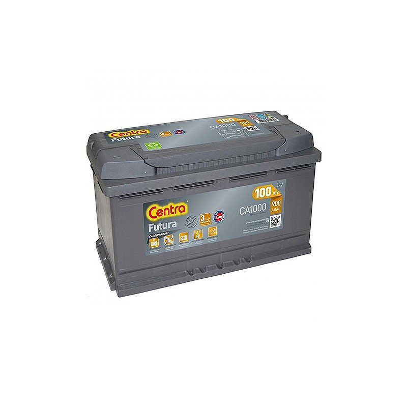 Аккумулятор Centra Futura CA1000