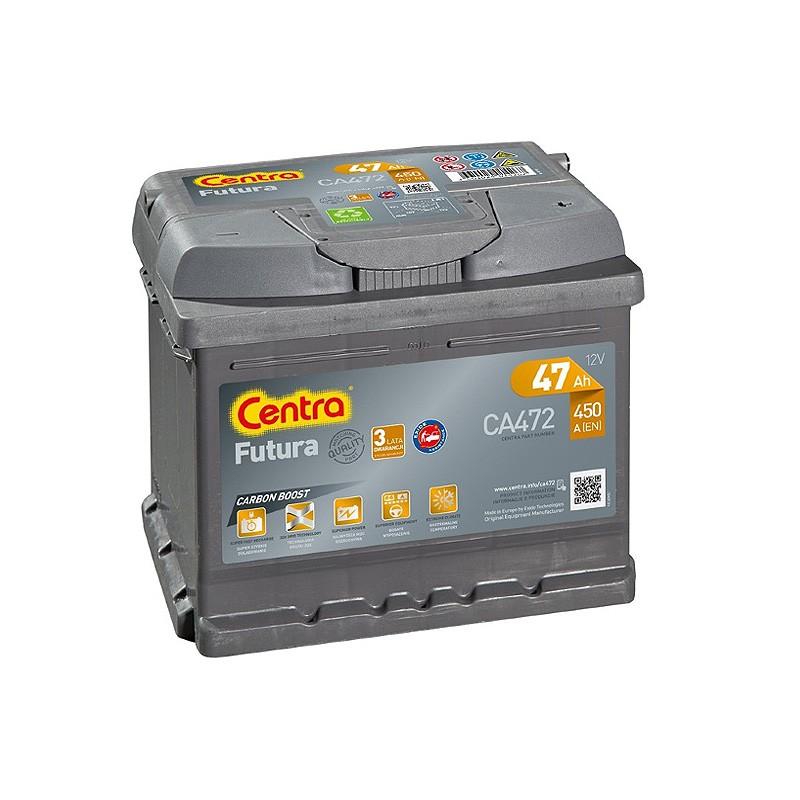 Аккумулятор Centra Futura CA472