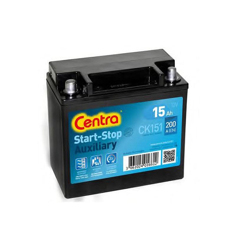 Аккумулятор Centra Start-Stop CK151