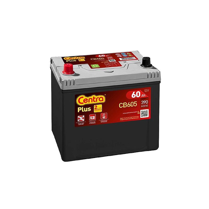 Аккумулятор Centra Plus CB605