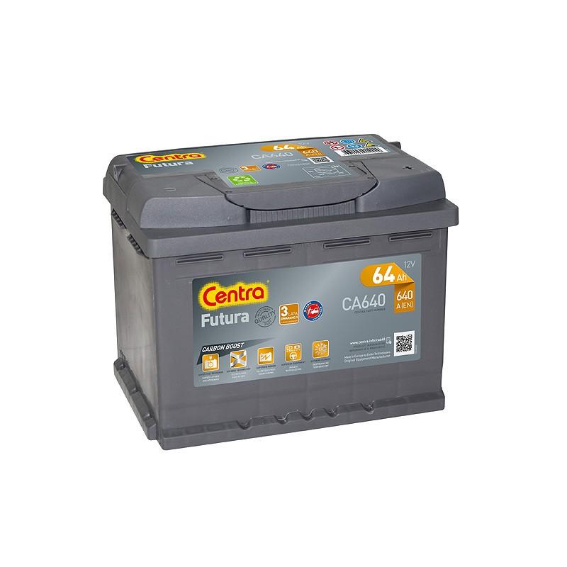 Аккумулятор Centra Futura CA640