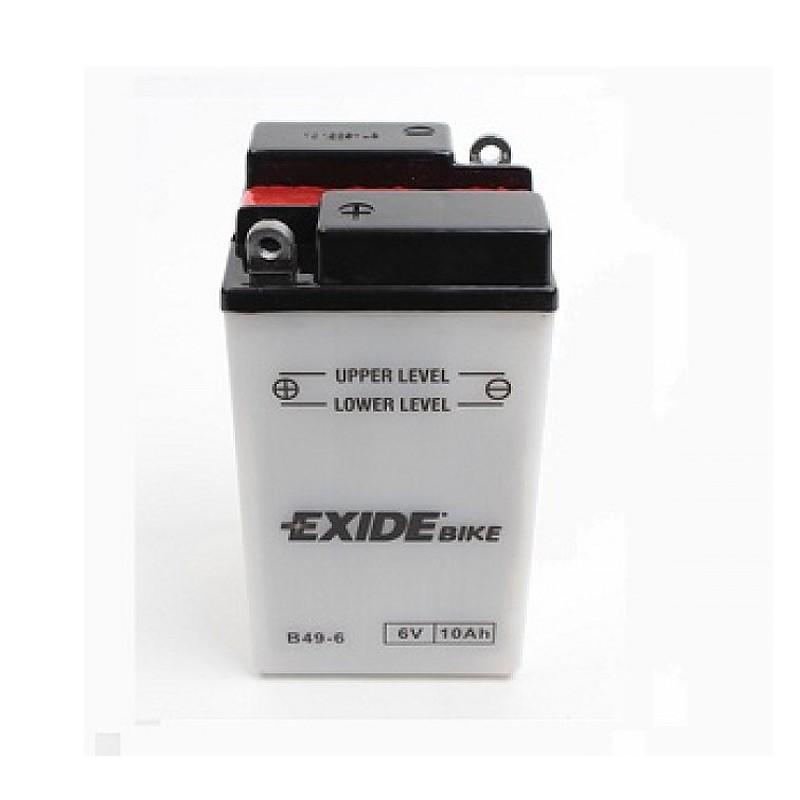 Аккумулятор Exide Bike B49-6 6V