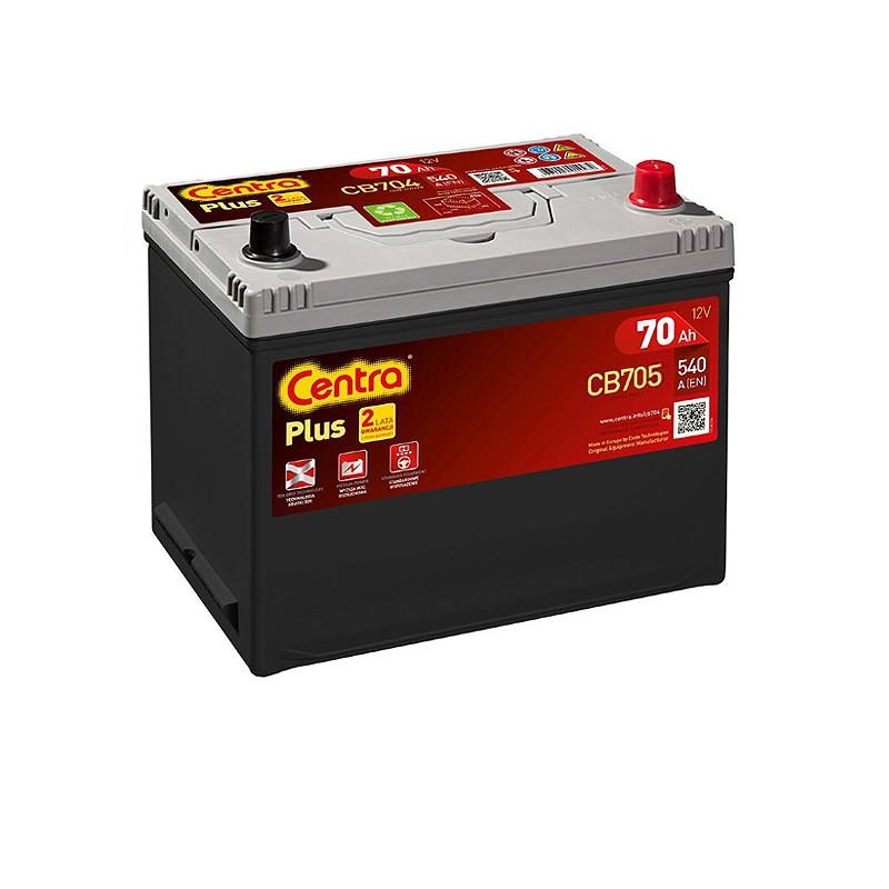 Аккумулятор Centra Plus CB705