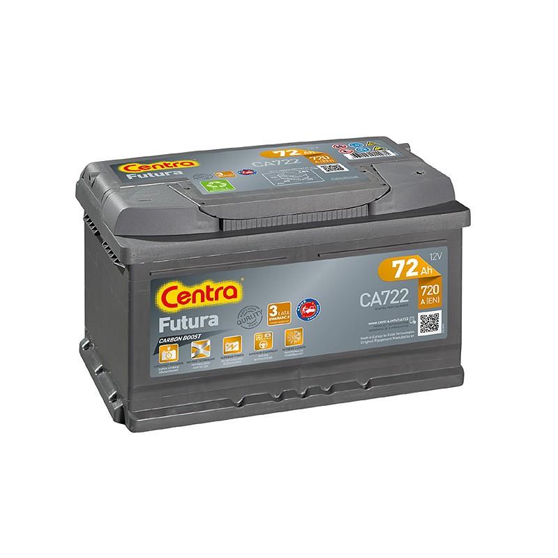 Аккумулятор Centra Futura CA722