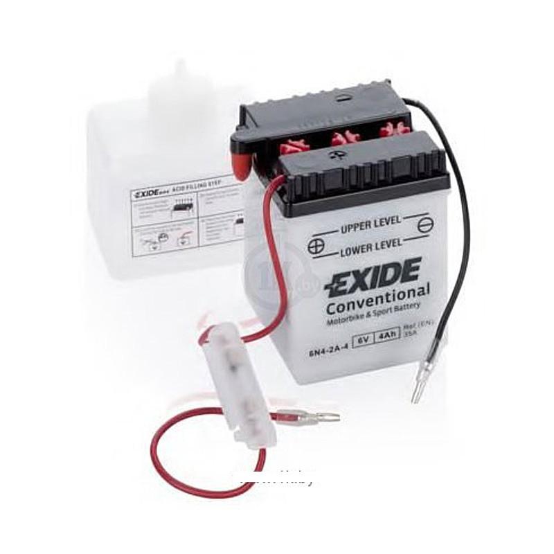 Аккумулятор Exide 6N4-2A-4 6V