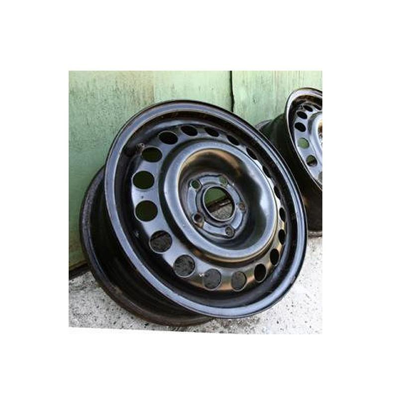 6JX15H2 ET49 5×110 Диск колесный стальной Opel Vectra