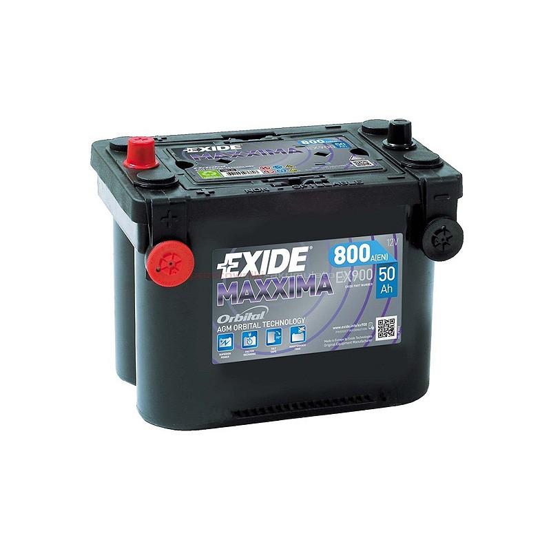 Аккумулятор Exide Maxxima EX900