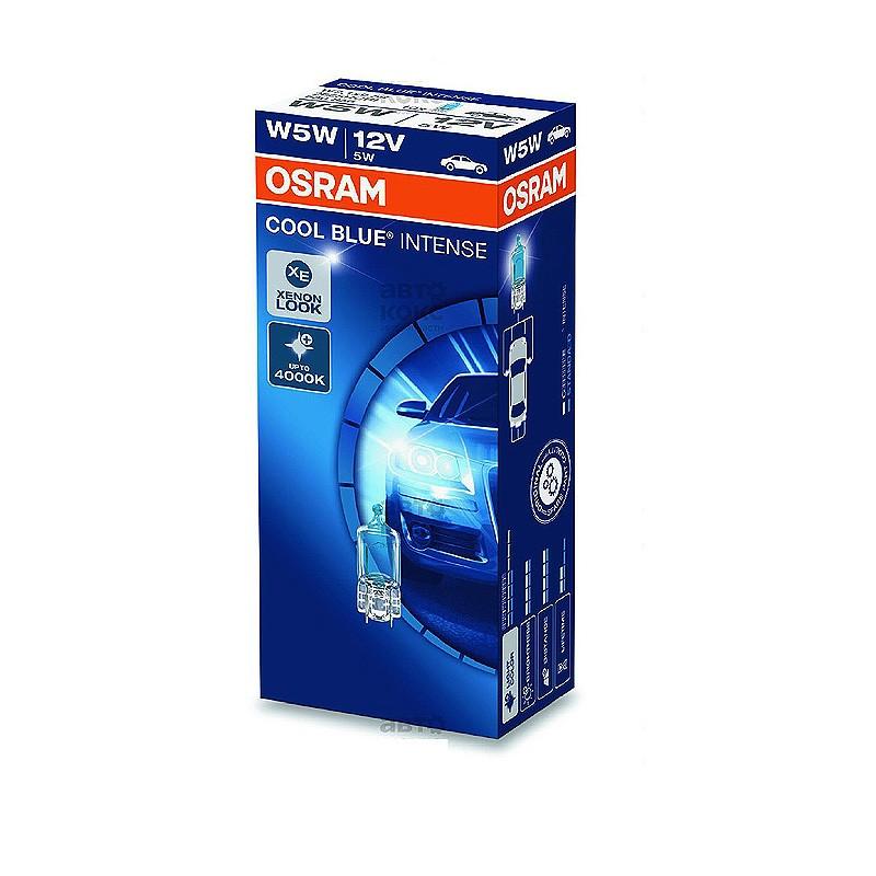 Автомобильная лампа OSRAM OS-2825HCBI COOL BLUE Intense