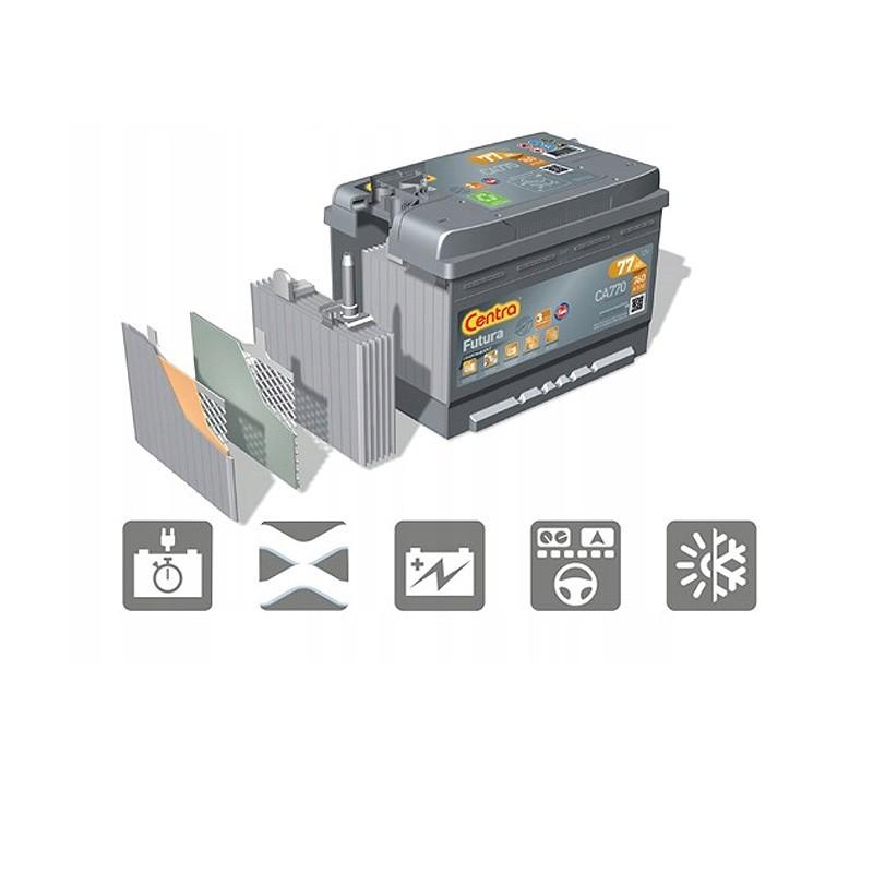 Аккумулятор Centra Futura CA770