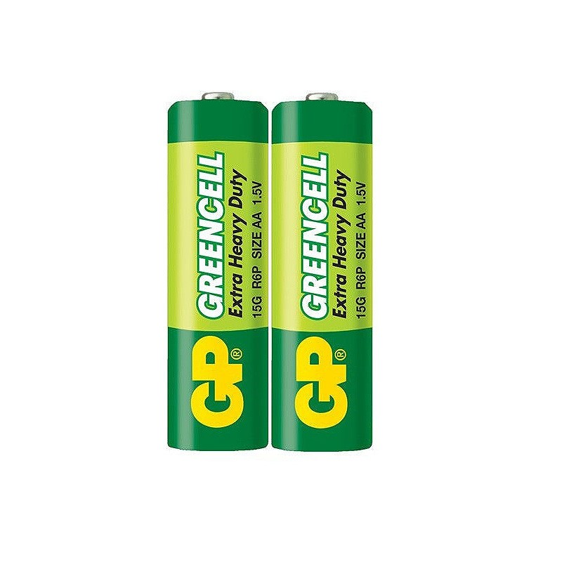 Батарейка AA Greencell GP 1.5V,
