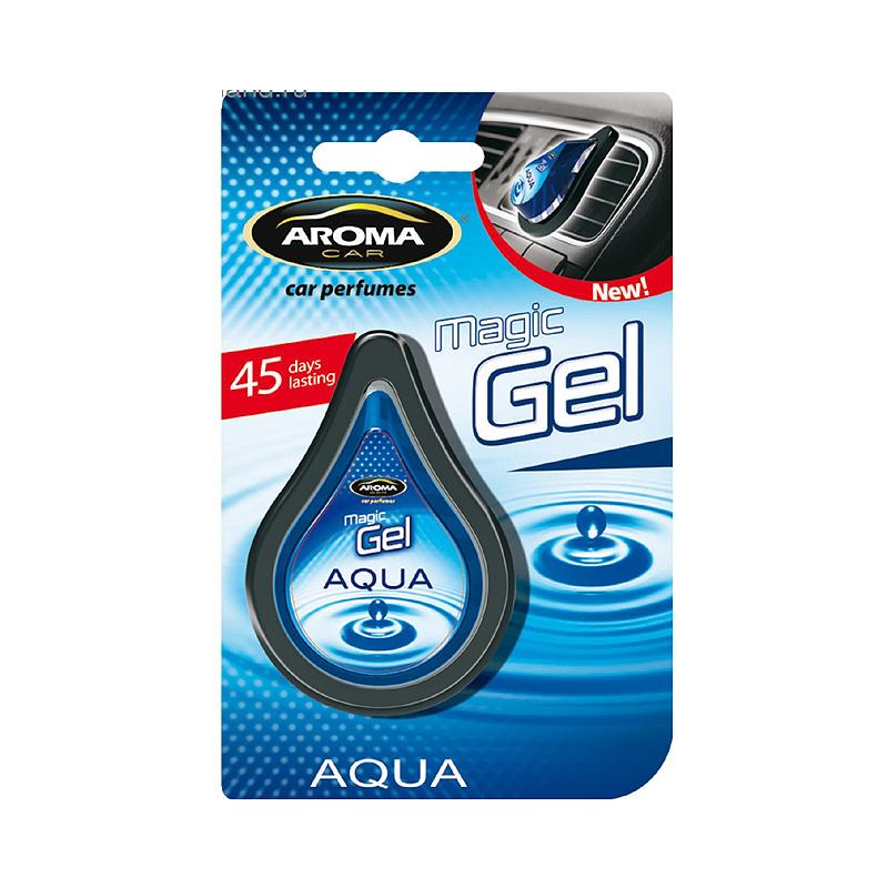 Ароматизатор Aroma magic gel Aqua