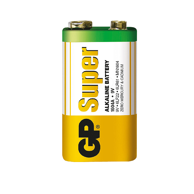 Батарейка крона Super 1604A-CR1  GP Batteries