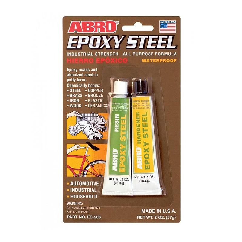 Состав для химической сварки Epoxy Steel Adhesive