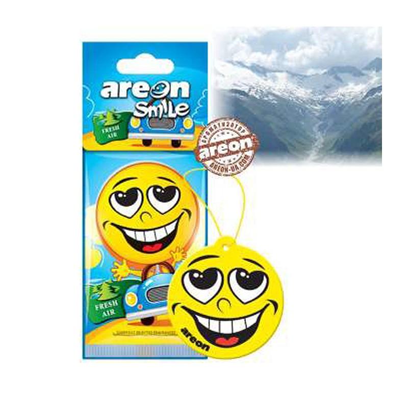 Ароматизатор воздуха Areon Smile Dry Fresh Air
