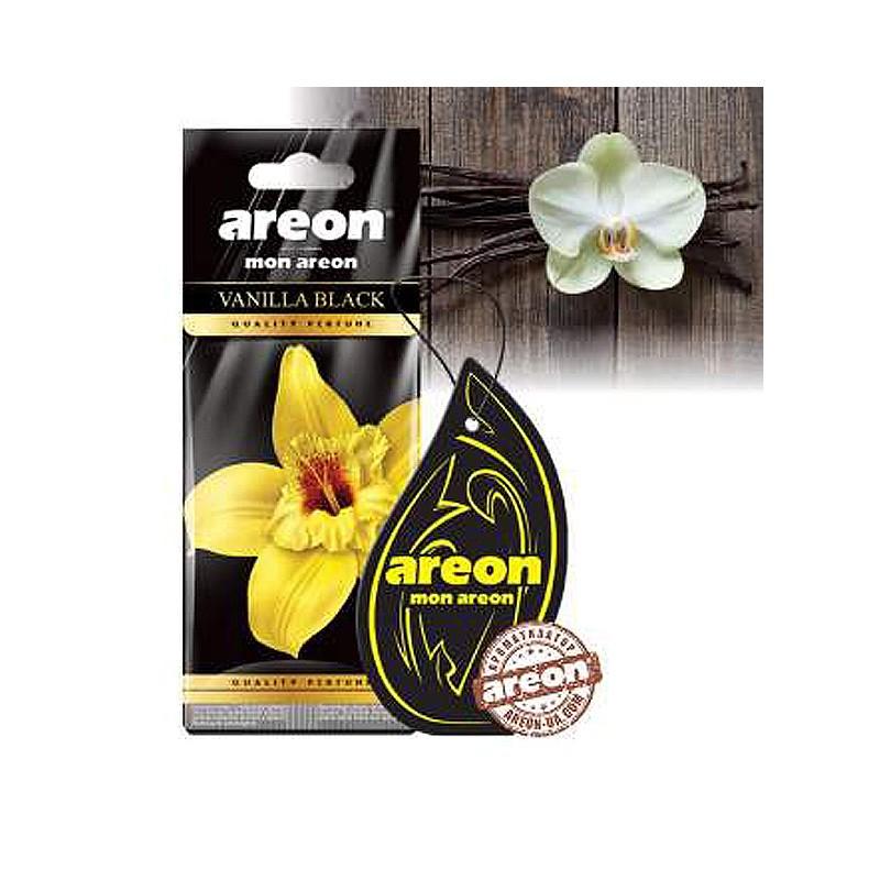 Ароматизатор воздуха Areon Mon Vanilla Black