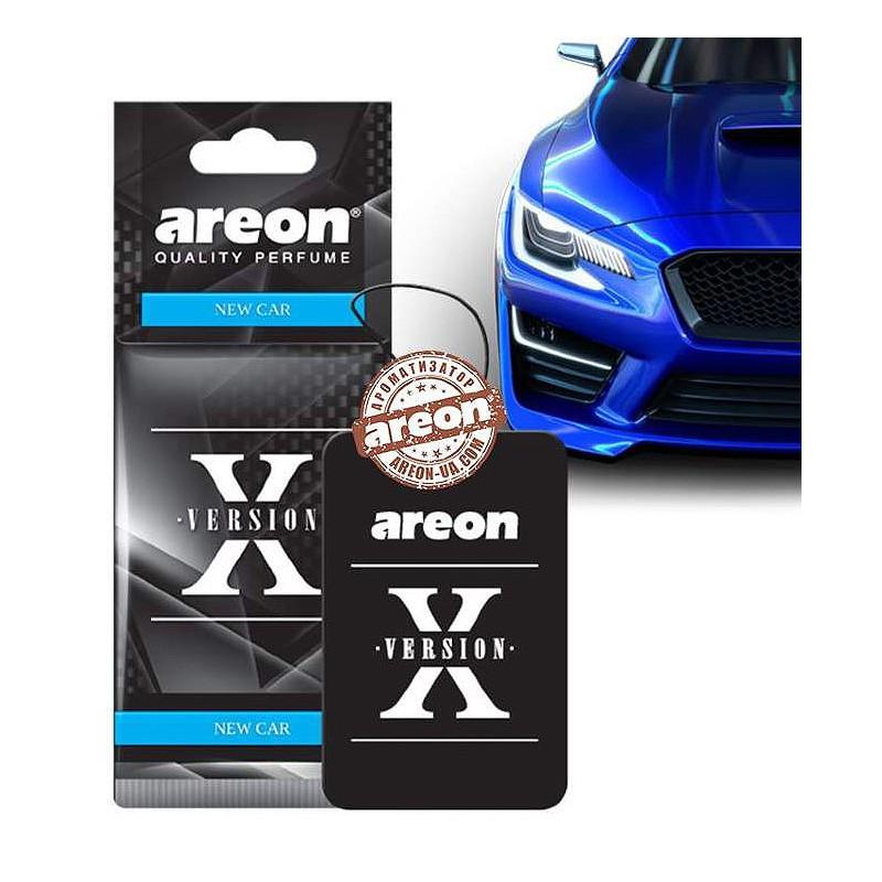 Ароматизатор воздуха Areon X-Version New Car