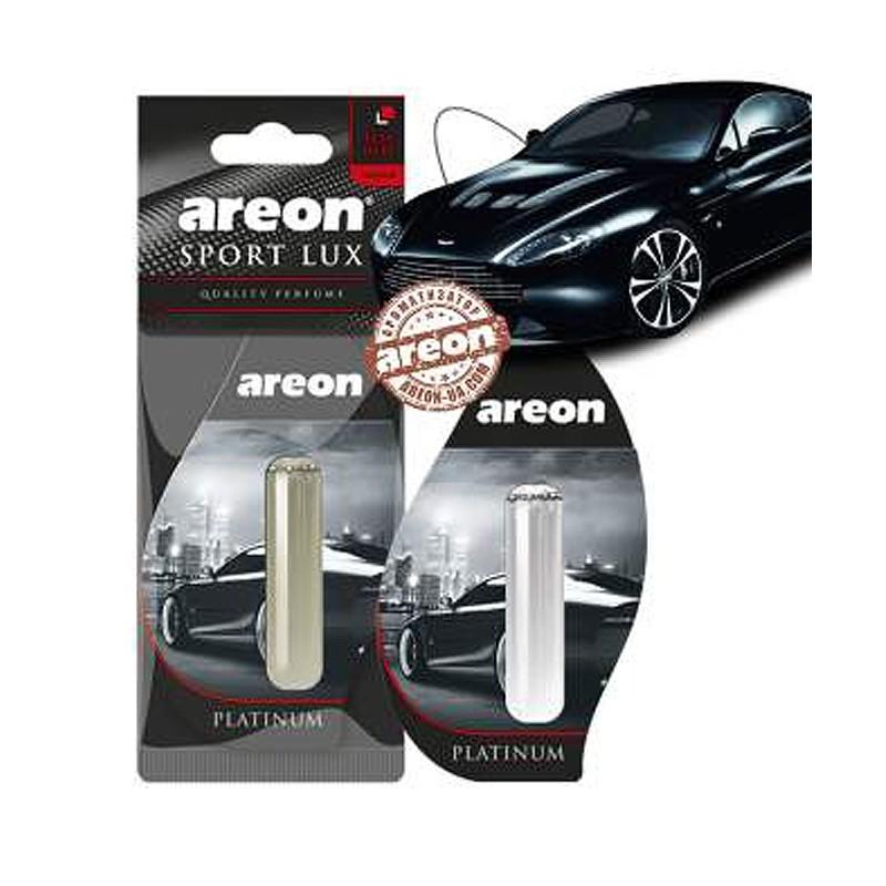 Ароматизатор воздуха Areon Lux Sport Liquid 5 ml Platinum