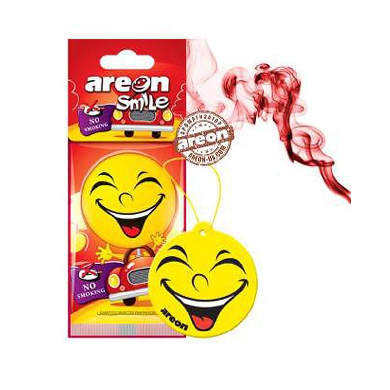 Ароматизатор воздуха Areon Smile Dry No Smoking