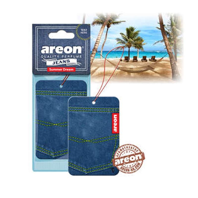 Ароматизатор воздуха Areon Jeans Summer Dream