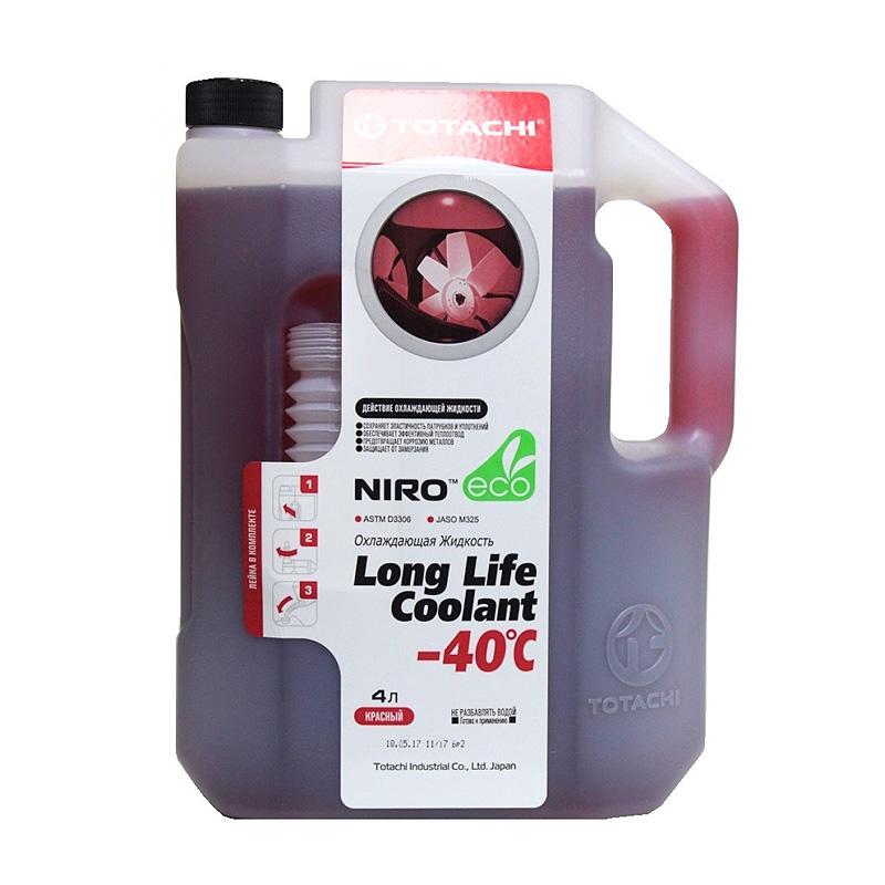 TOTACHI SUPER LONG LIFE COOLANT Red -40C