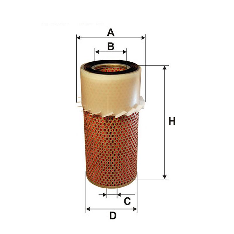 AM430 Воздушный фильтр
