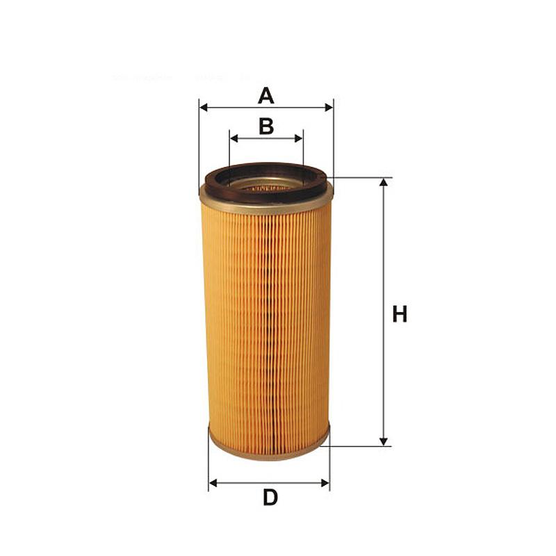 AM454 Воздушный фильтр