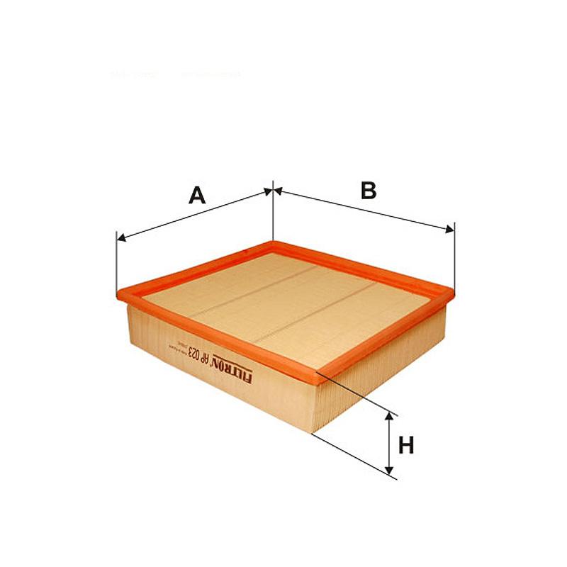 AP023 Воздушный фильтр Filtron