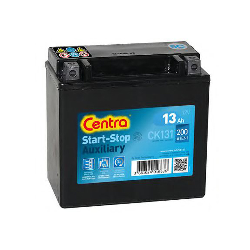 Аккумулятор Centra Start-Stop Auxiliary CK131