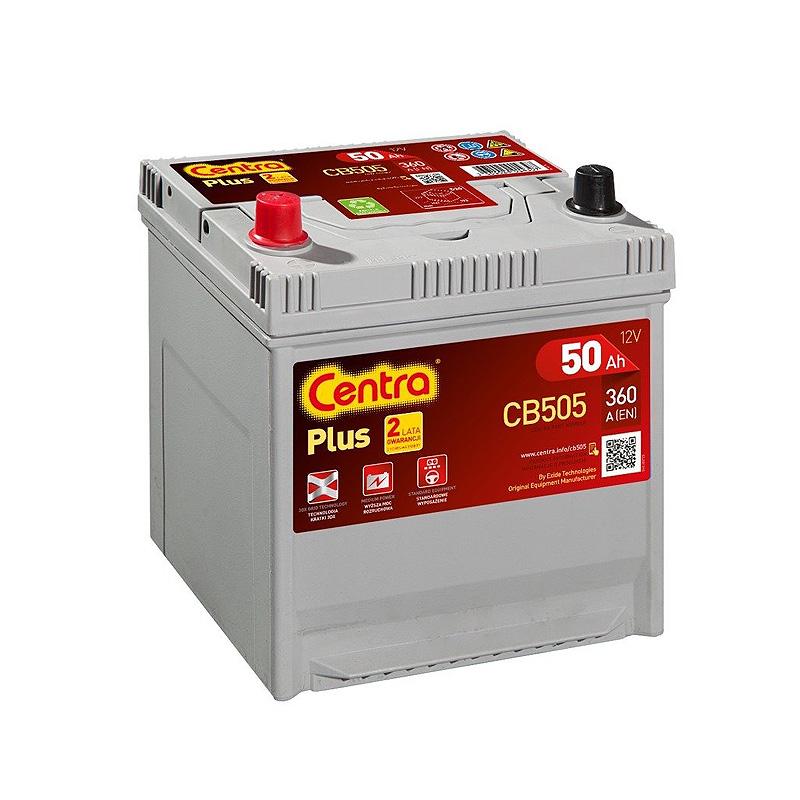 Аккумулятор Centra Plus CB505