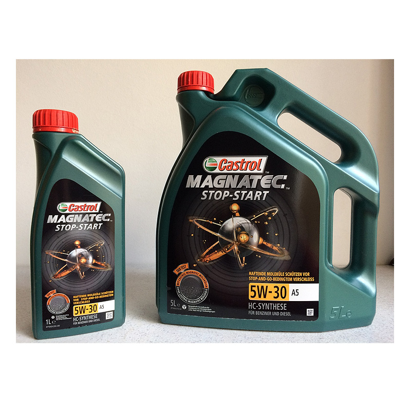 Масло моторное Castrol Magnatec Stop Start 5W30 A5