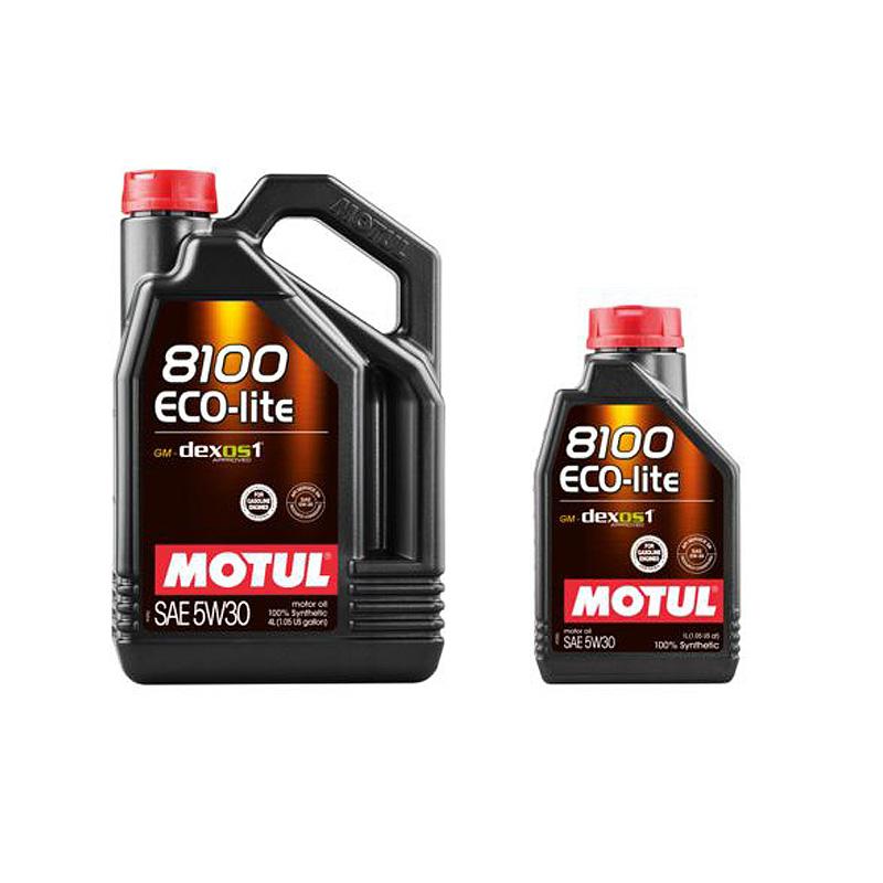 Масло моторное Motul 8100 Eco-Lite 5W30