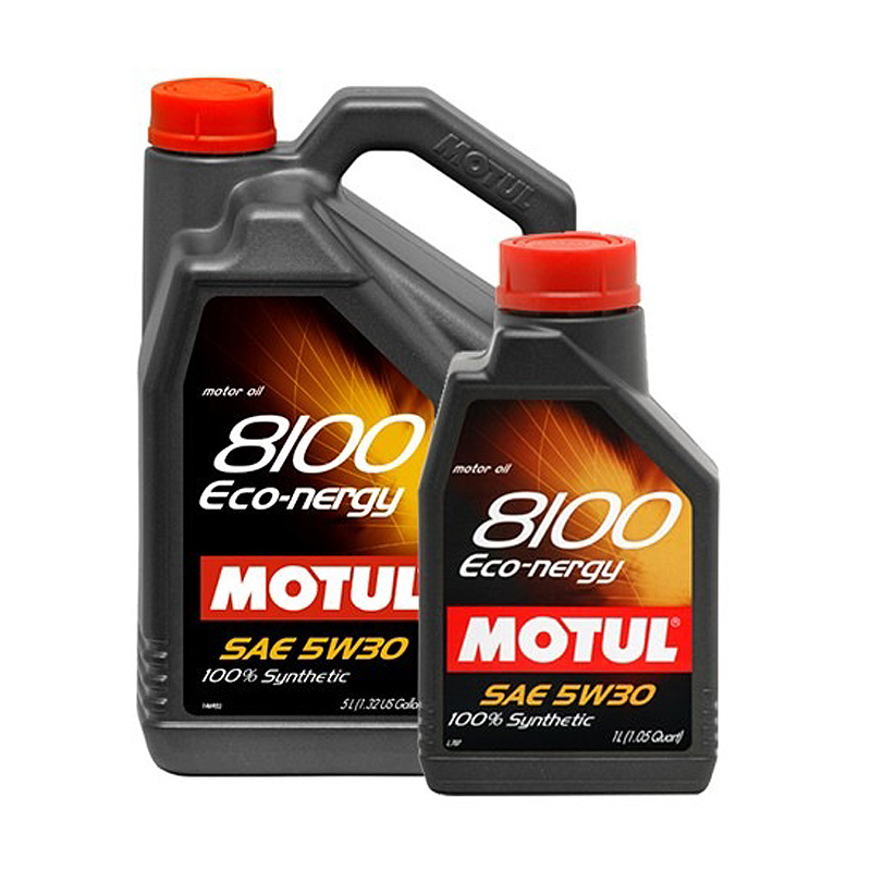 Масло моторное Motul 8100 Eco-nergy 5W30