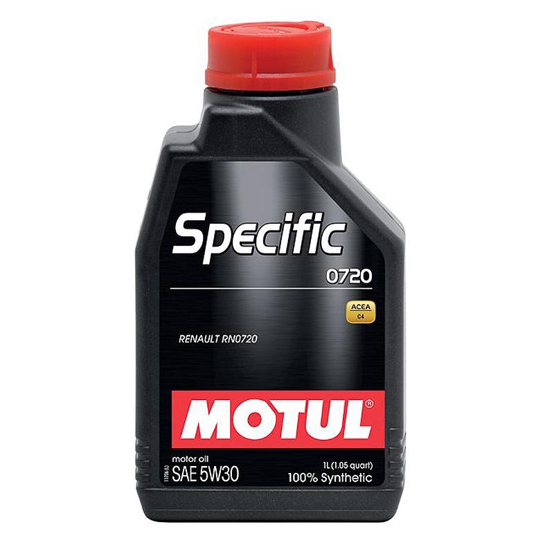 Масло моторное Motul Specific 0720 5W30