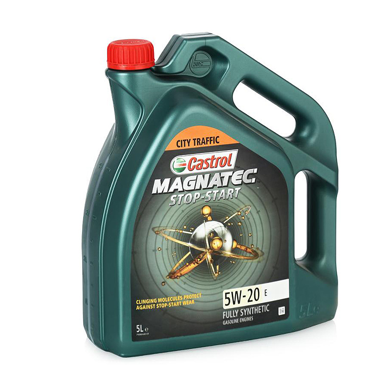 Масло моторное Castrol Magnatec Stop Start 5W20 E