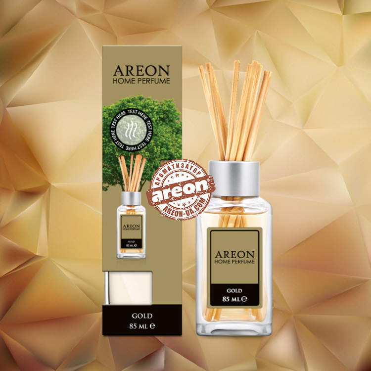 Ароматизатор Areon Home Perfume 150ml LUX Gold