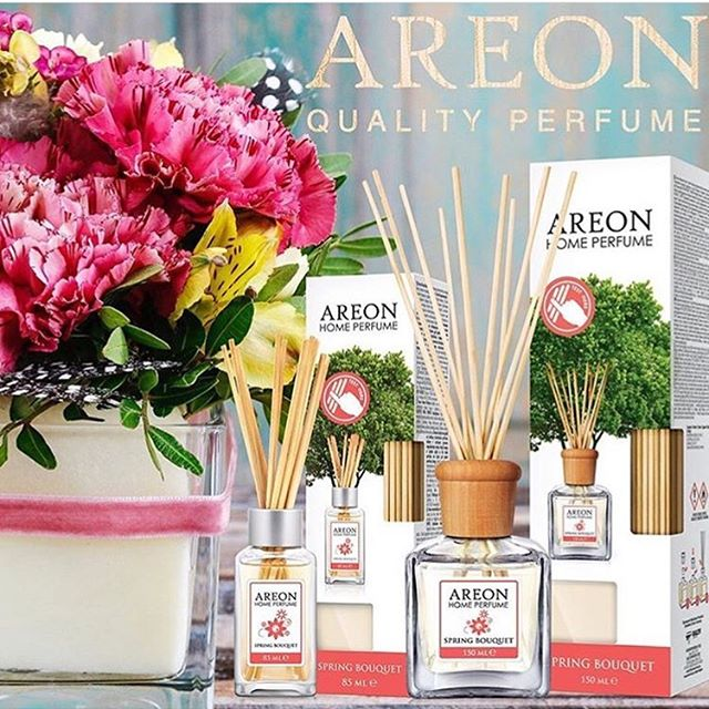 Ароматизатор Areon Home Perfume 150ml Spring Bouquet