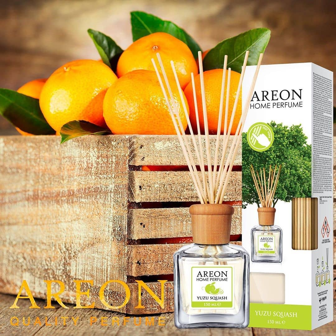 Ароматизатор Areon Home Perfume 150ml Yuzu Squash