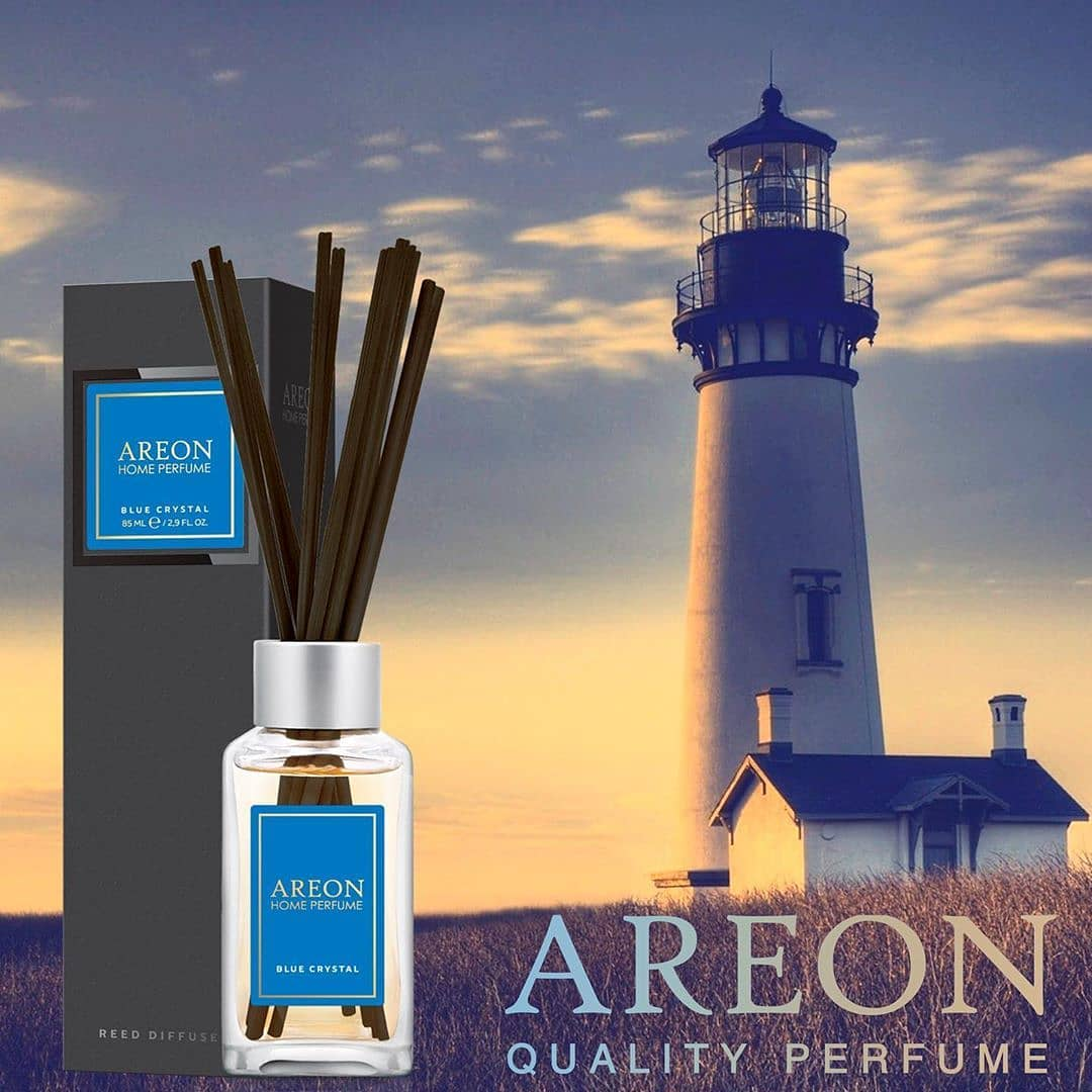 Ароматизатор Areon Home Perfume 150ml Premium Blue Crystal