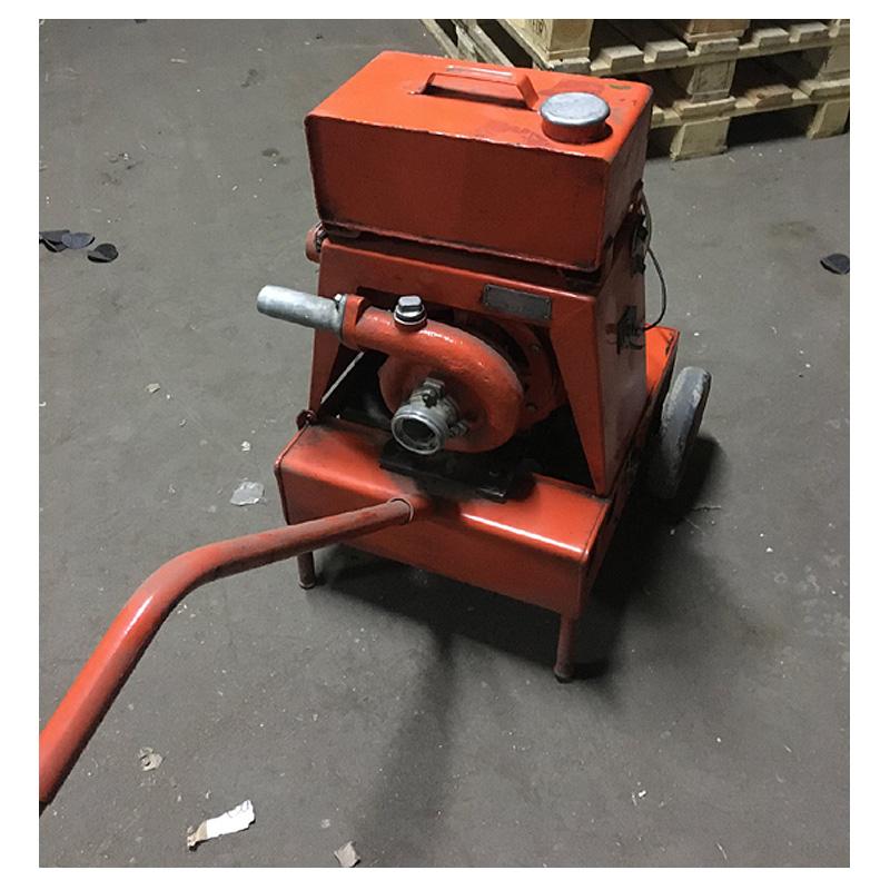 Установка мотопомпа АКМ-4 с генератором на 12V.Четыре в одном (насос, вентилятор, обогреватель, генератор).
