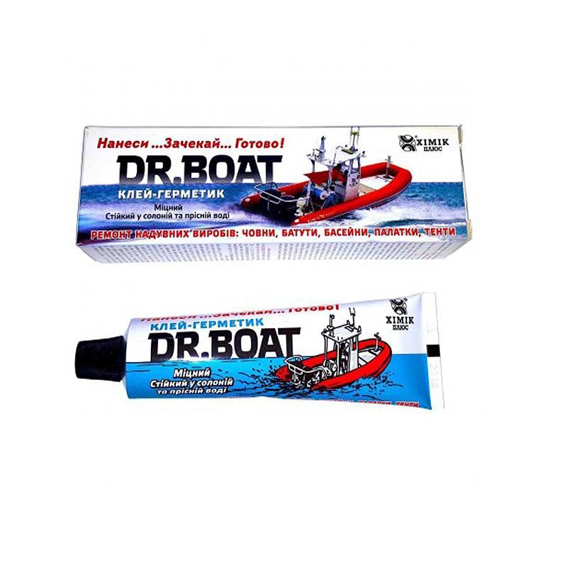 Клей герметик DR.BOAT
