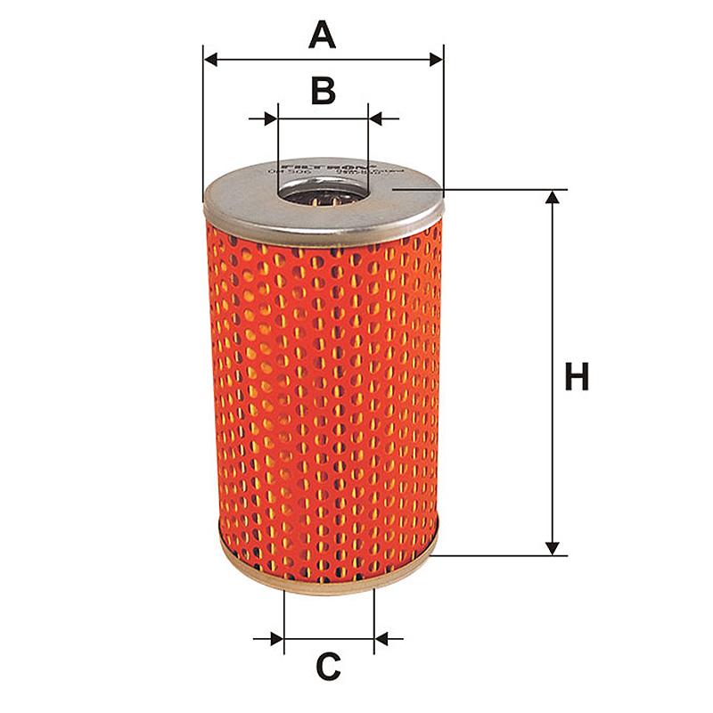 OM506 Масляный фильтр Filtron