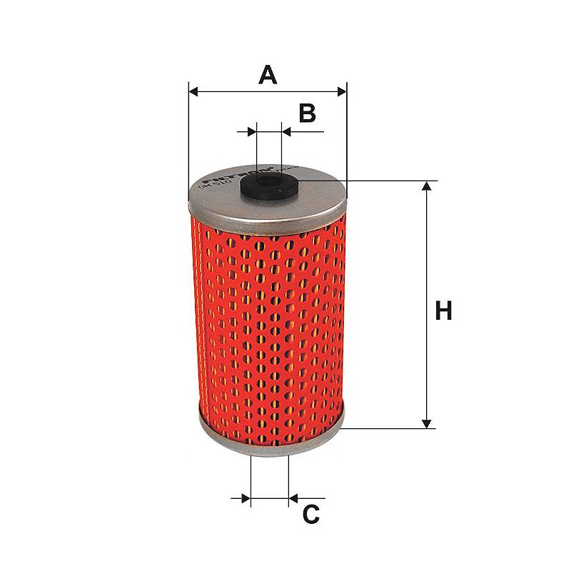 OM510 Масляный фильтр Filtron