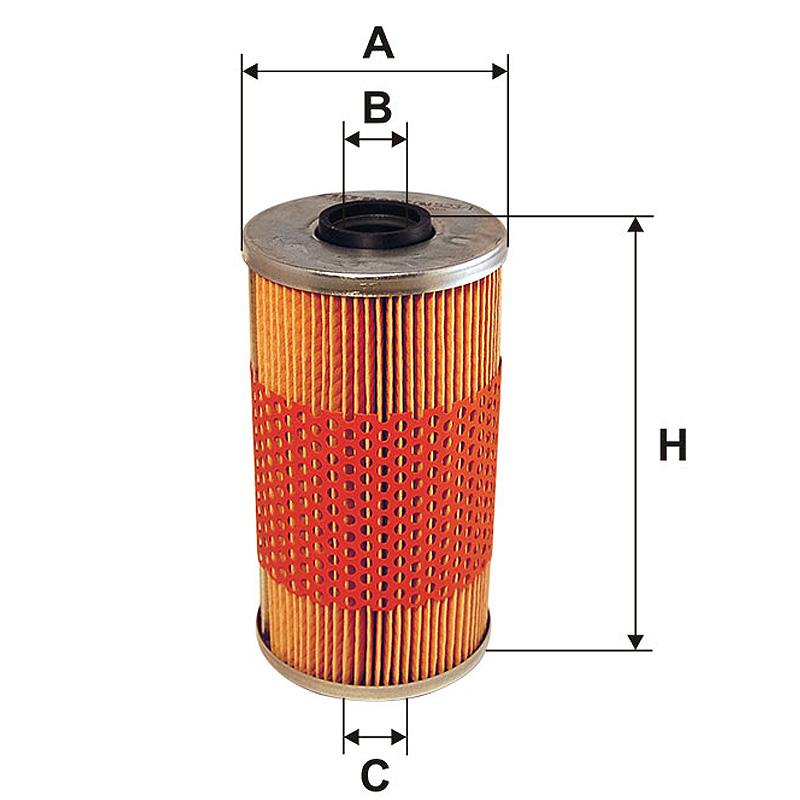 OM523/1 Масляный фильтр Filtron