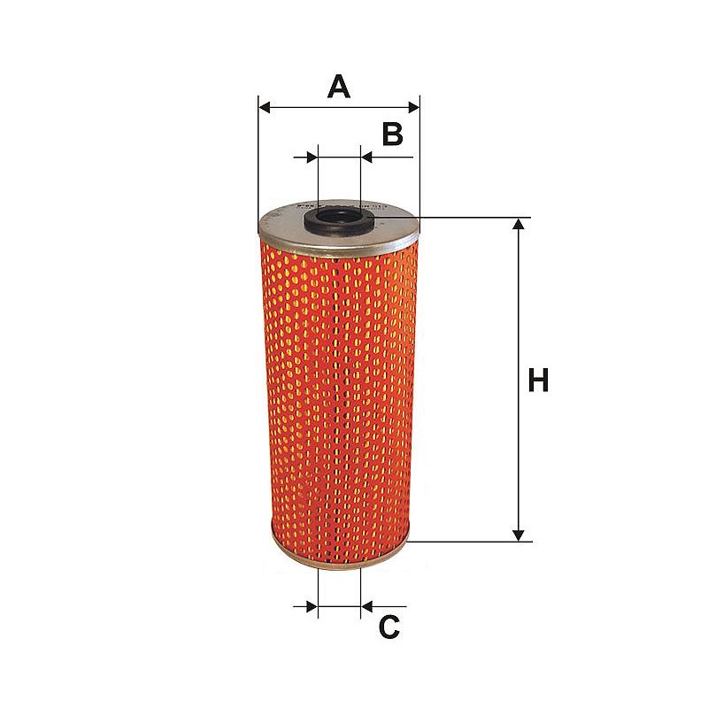 OM513 Масляный фильтр Filtron