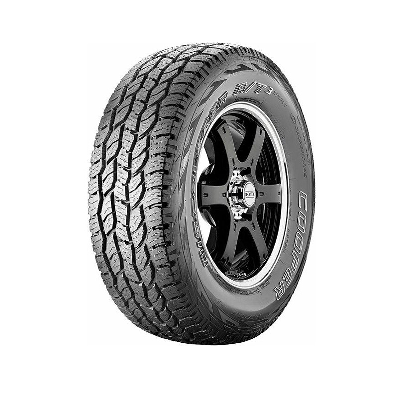 COOPER DISCOVERER AT3 Sport OWL 2 235/65R17 108T XL
