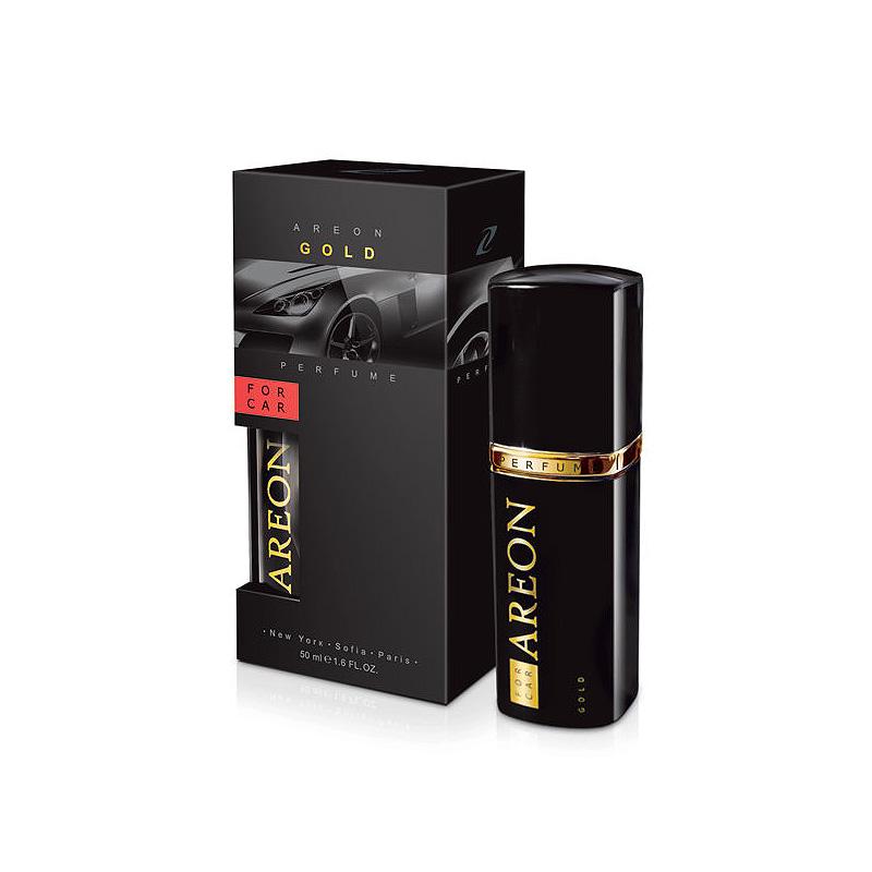 Ароматизатор воздуха Areon Car Perfume 50ml Gold