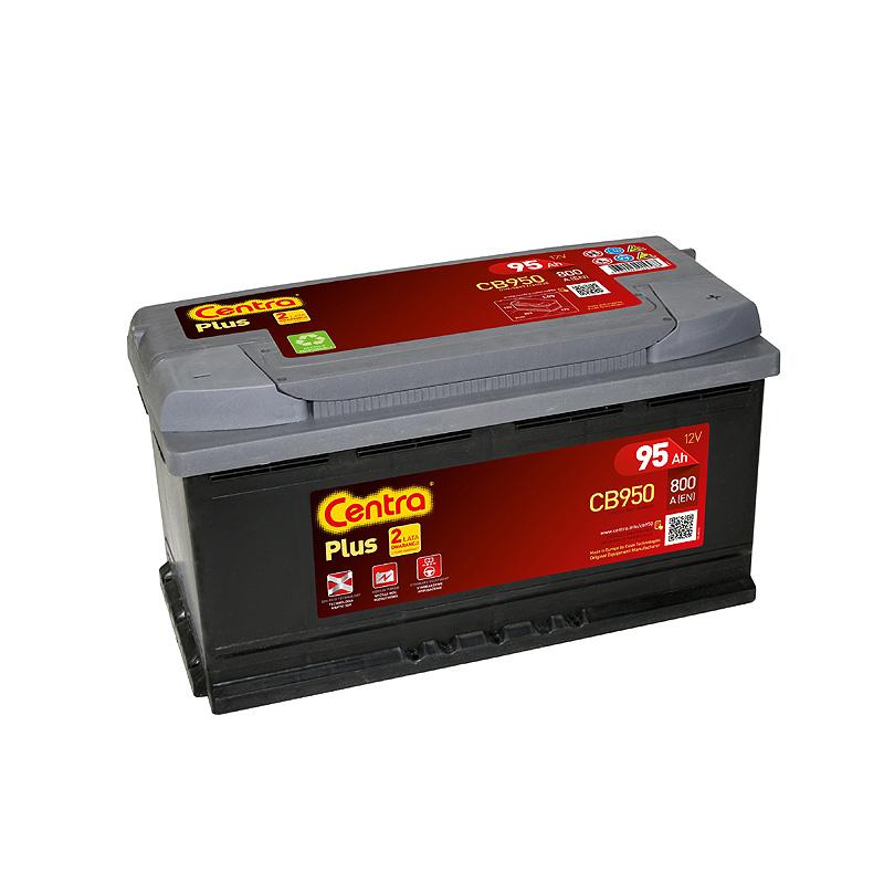 Аккумулятор Centra Plus CB950