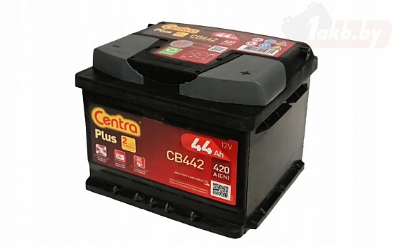 Аккумулятор Centra Plus CB442