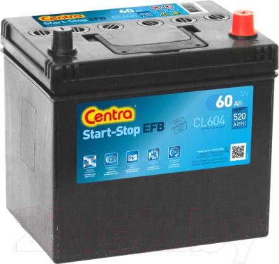 Аккумулятор Centra Start-Stop EFB CL604